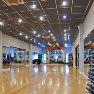 Напольное покрытия для фитнес-центров