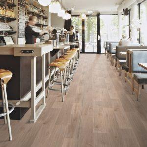 Напольное покрытия для кафе