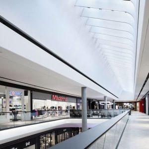 Напольное покрытие для торговых центров