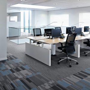 Напольные покрытия для офиса